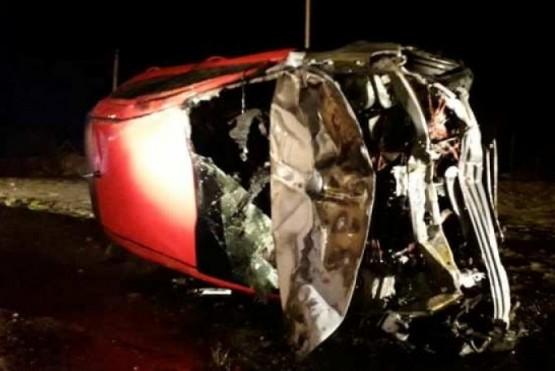 Accidente que se cobró la vida de un hombre en la Avenida Asturias.