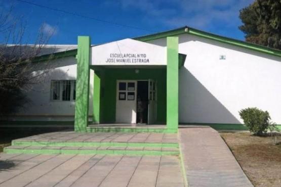 Una de las instituciones que encuentran arreglando en Puerto Madryn.