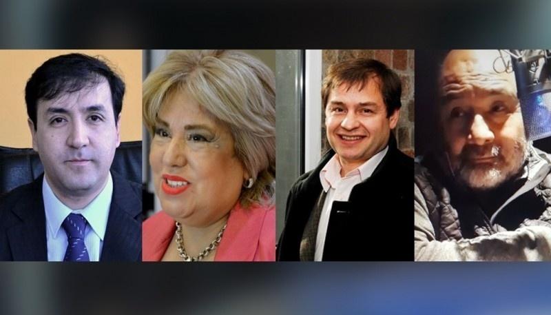 Se alistan los candidatos del Frente de Todos.