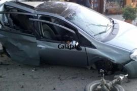 Picada trágica en pleno centro de El Calafate