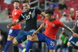 Desafectaron a un futbolista de la Selección por un dolor en la ingle