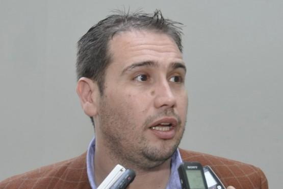 Diputado Gustavo Fita.