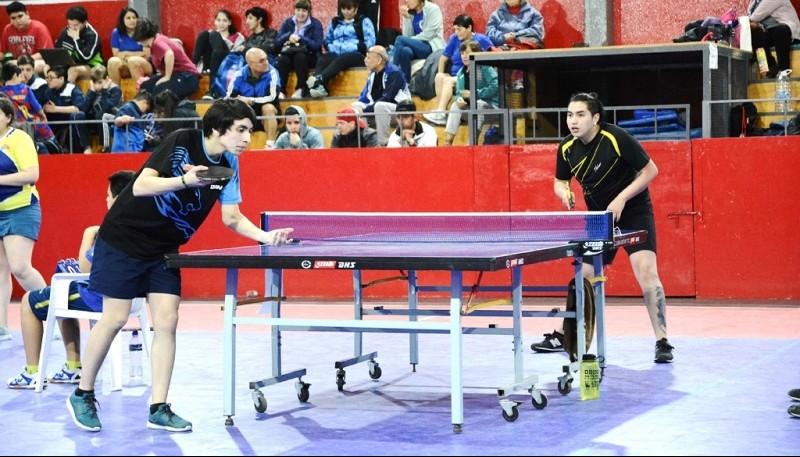 El tenis de mesa sigue sumando competencia.