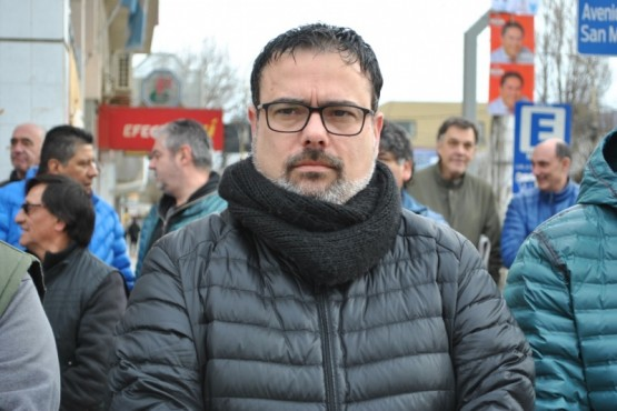 Jorge Caminitti, secretario de Gobierno Municipal (J.C.C)
