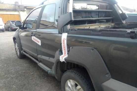 32 actas de infracción y 10 autos secuestrados el fin de semana