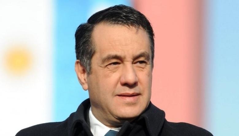 Ministro de Educación, Alejandro Finocchiaro.
