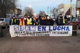 Trabajadores del SIPEM con buenas expectativas a destrabar el conflicto