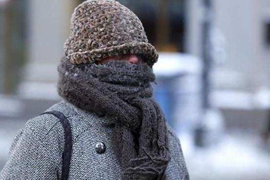 Días fríos en el sur del país.