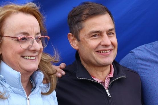 El candidato a intendente de Río Gallegos por el sublema
