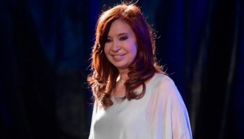Cristina Kirchner fue autorizada por la justicia (Foto: @CFKArgentina)