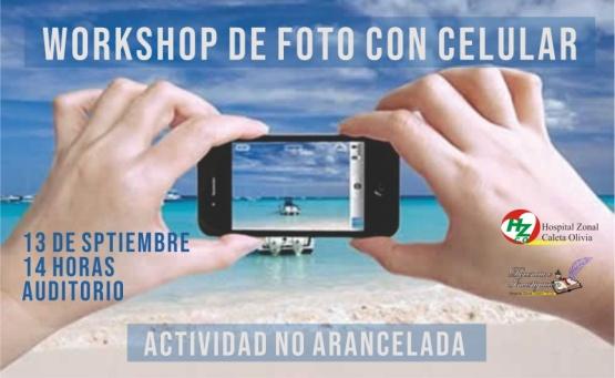 Información sobre el Workshop.