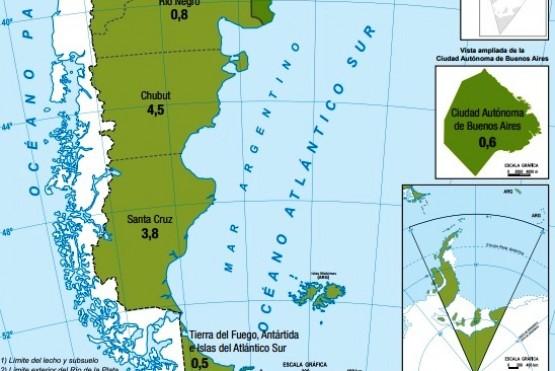 Disminuyó la exportación en la pesca.
