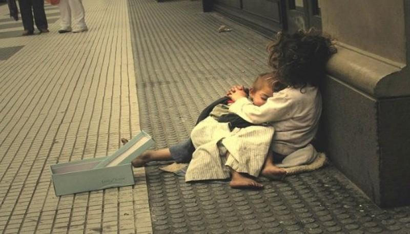 Más familias sumidas en la pobreza.