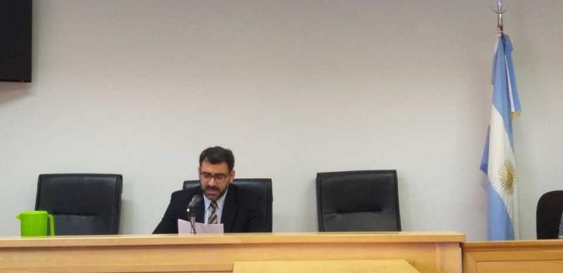 Juzgado Unipersonal en Esquel.