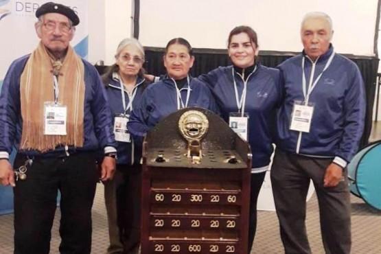 Adultos Mayores participan de los Juegos Evita Nacionales en Pinamar