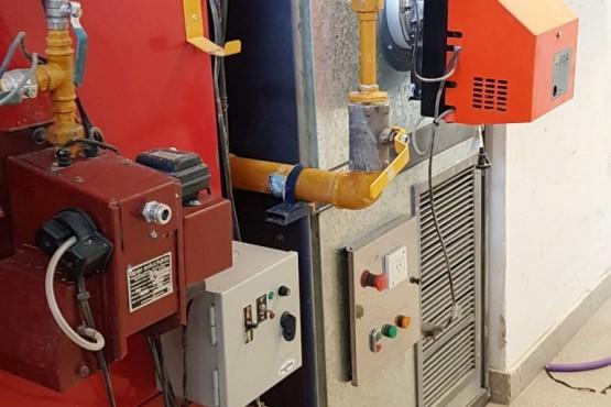 Repararon los sistemas de calefacción en más de 20 escuelas