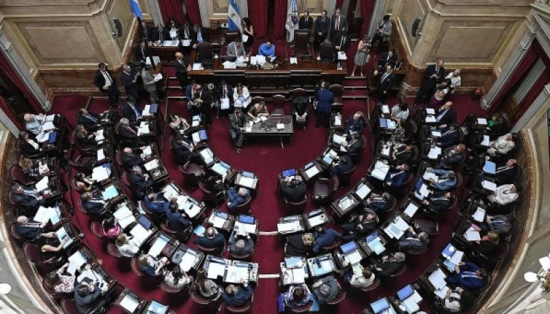 La emergencia alimentaria se discute en el Congreso.