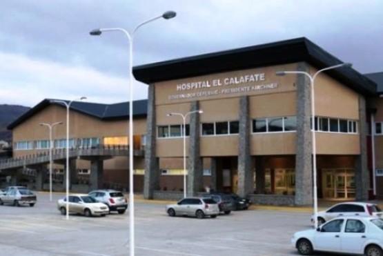 El Hospital de Alta Complejidad en El Calafate.