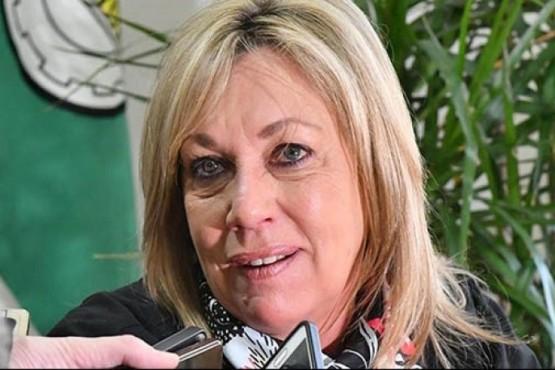 La intendenta Rossana Artero se encuentra suspendida por el momento.
