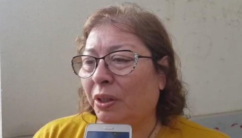Miriam Monasterolo habló acerca de la actualidad del nosocomio de Comodoro Rivadavia.