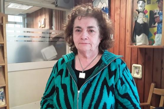 La presidenta del Cámara Argentina de Turismo, Lilia Kinsella