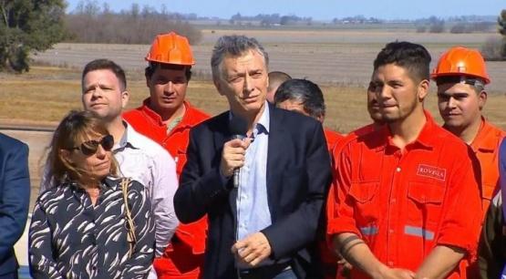 Macri habló del escenario actual.