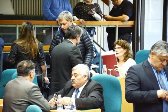 El proyecto tomó estado parlamentario en la última sesión legislativa (C.R.).
