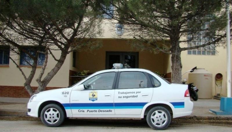La policía realizó las pericias del caso (Foto ilustrativa - FM Deseado)