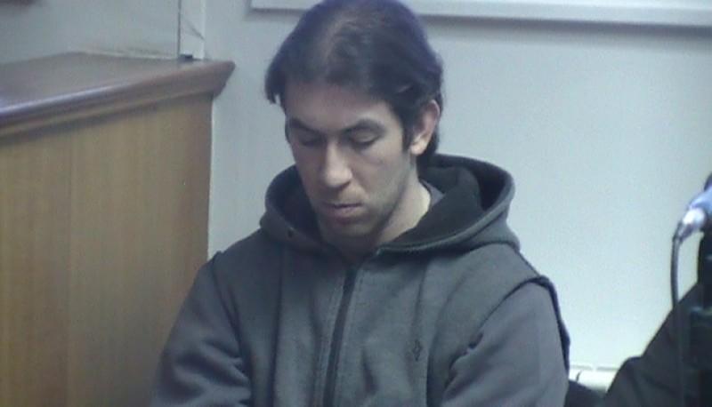 Carlos Archie Phillips, acusado de matar a Evelyn,