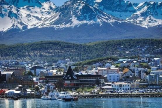 El clima para hoy en Tierra del Fuego