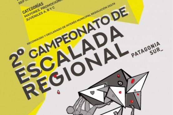 Campeonato de Escalada Regional.