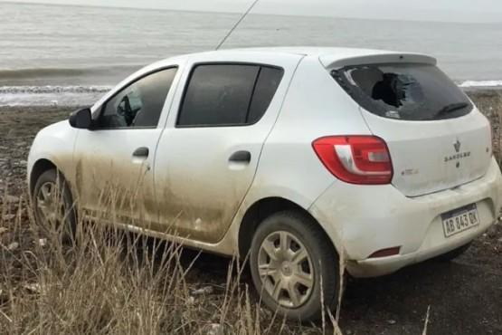 El auto robado de su ex pareja.