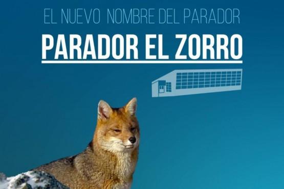 Parador El Zorro en La Hoya.