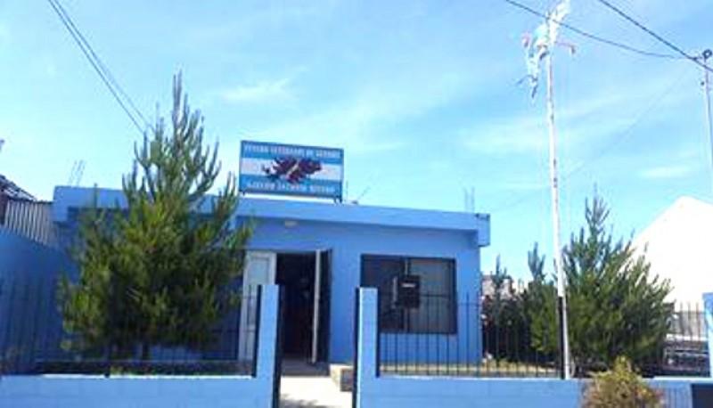 """Centro de Veteranos de Guerra """"Antonio Rivero""""."""