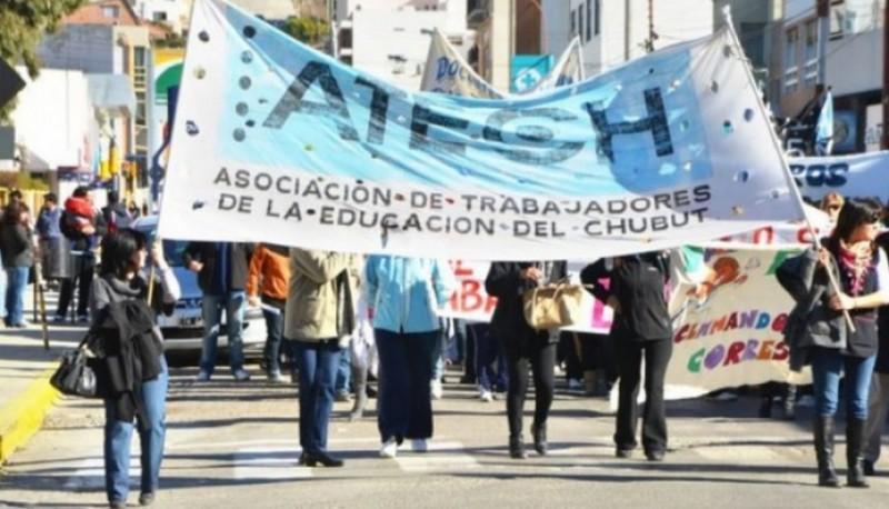 ATECH notificó a Trabajo y Educación acerca de la medida de fuerza.