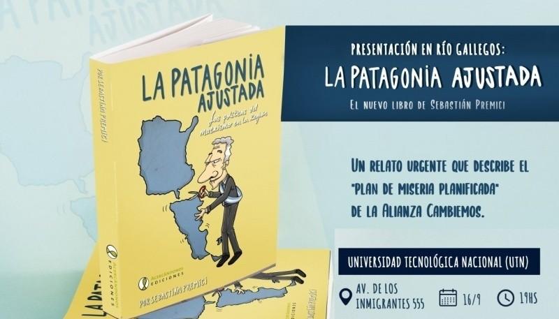 A las 19 hs se presenta el libro en la UTN.