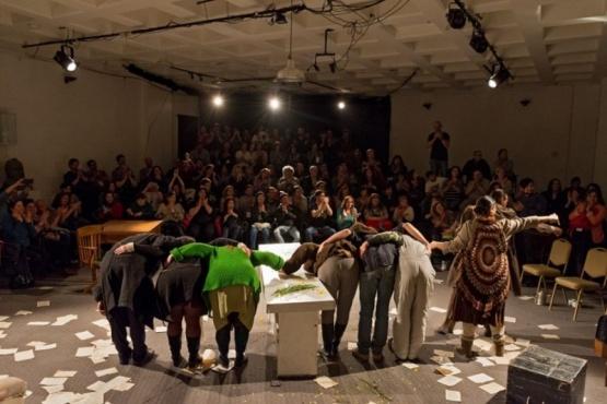 Encuentro Regional de Teatro Patagonia Río Gallegos 2019