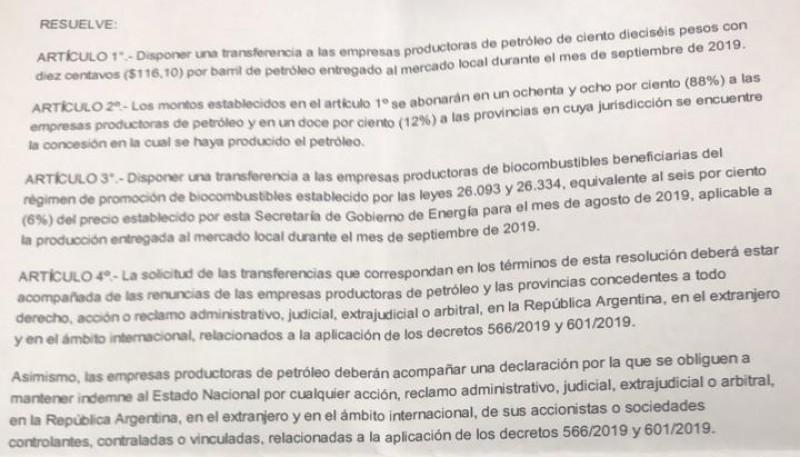 Boletín Oficial.