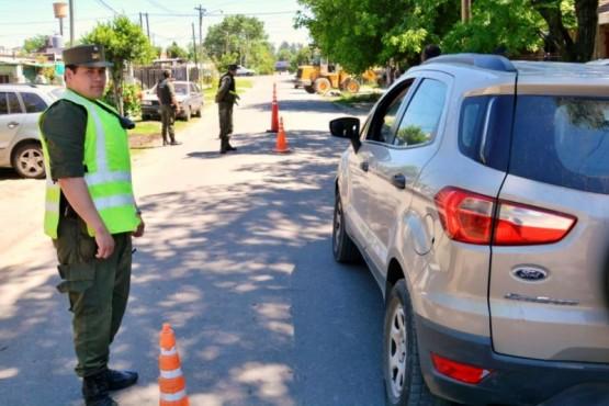 Gendarmeria y el Municipio firmaron un convenio (Foto Ilustrativa)