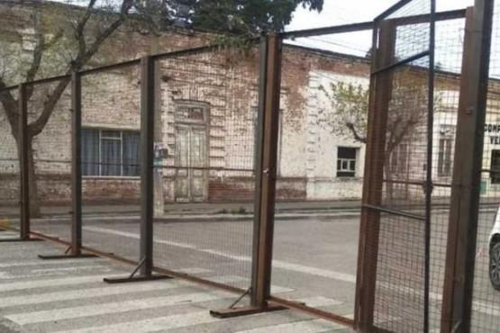 Organizan una contramarcha en apoyo a Mariano Arcioni