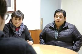 """Emilio Maldonado: """"Somos una lista netamente de militantes"""""""