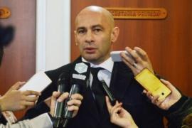 Massoni solicitó la Banca 28 para un debate con Diputados