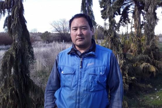 Martin Sasaki presidente de La Asociación Los Andes de Productores Agropecuarios.