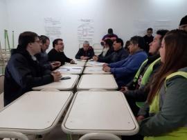 Municipio realizó oferta para pasar a planta a los trabajadores del SIPEM