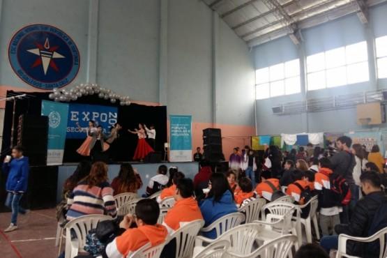 Expo Secundaria 2019.