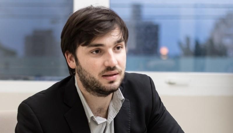 Candidato a diputado nacional por Juntos Somos el Cambio Chubut, Ignacio Torres.