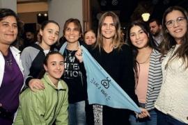 """Granata visitará Caleta para """"homenajear"""" a personas que participan """"en la lucha Pro-Vida"""""""