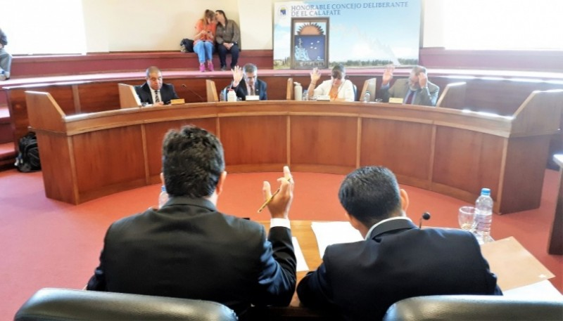 Los concejales de El Calafate cuestionaron a las autoridades de la CSS. (Foto: Ahora Calafate).
