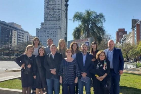 Ministros de salud en Buenos Aires.