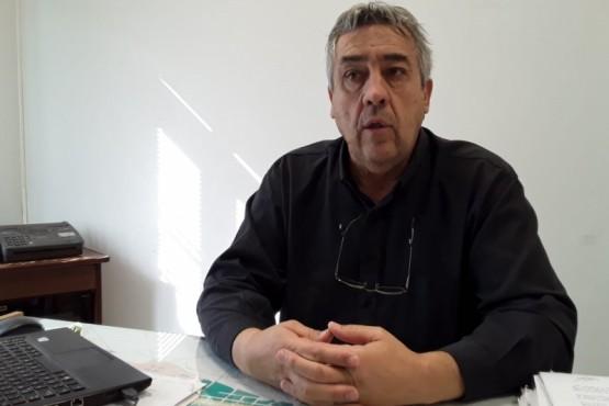 Roberto Gualco, presidente del HCD de la localidad